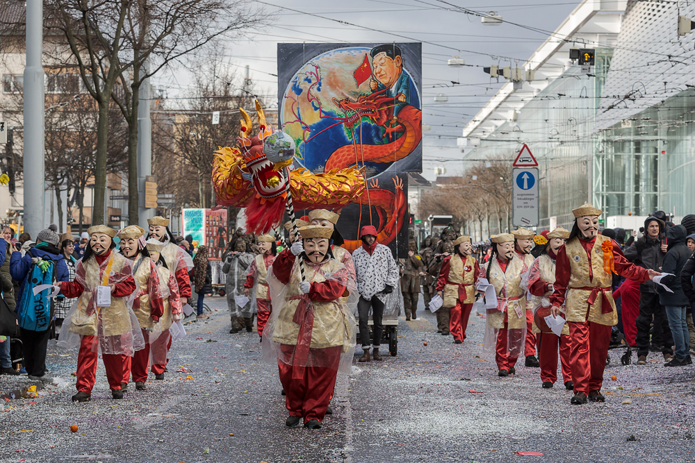 Fasnacht BS MO 5653