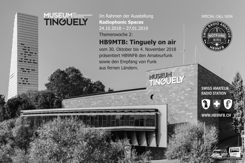 Tinguely on air