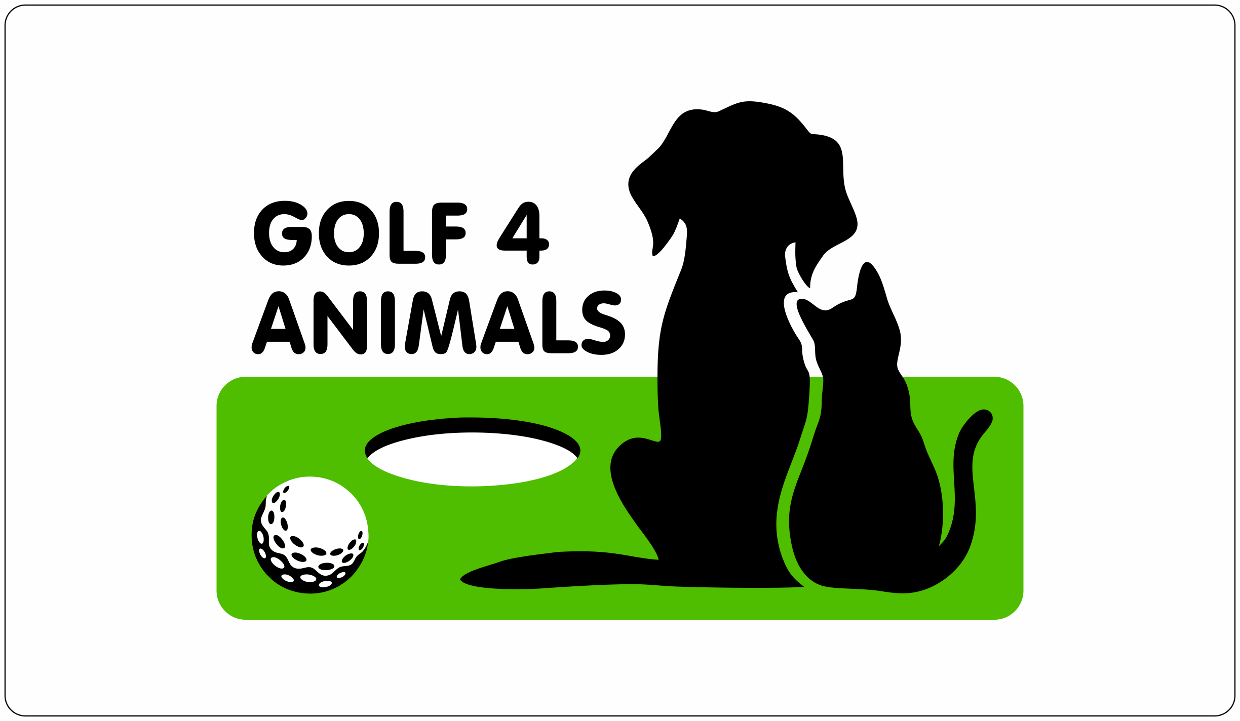Golf4animals